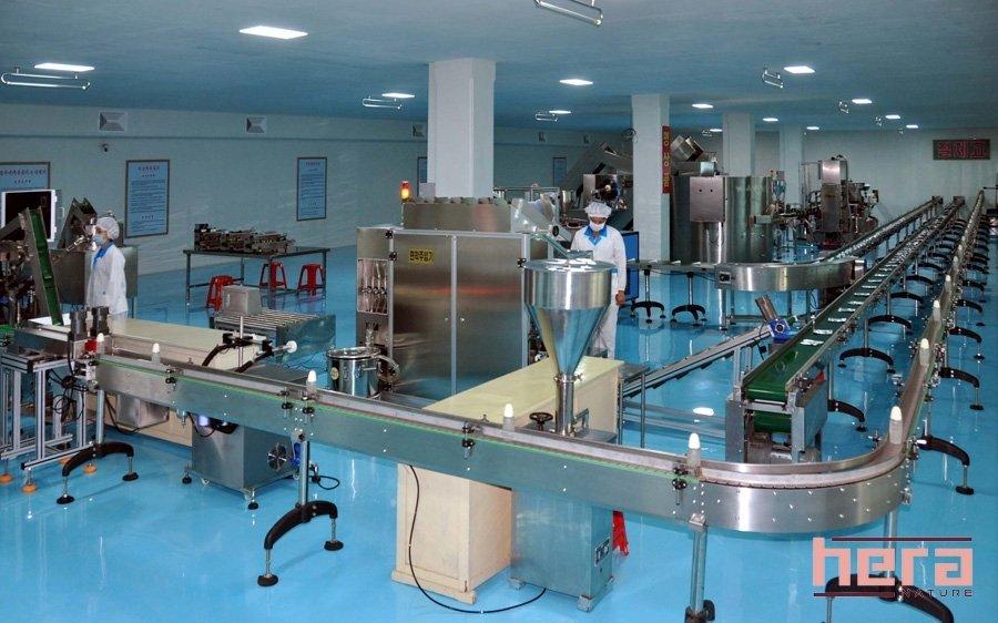 công nghệ sản xuất mỹ phẩm hiện đại